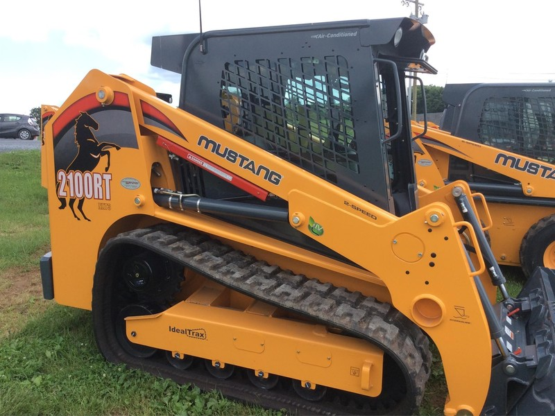 Used Mustang Skid Steers for Sale | Machinery Pete