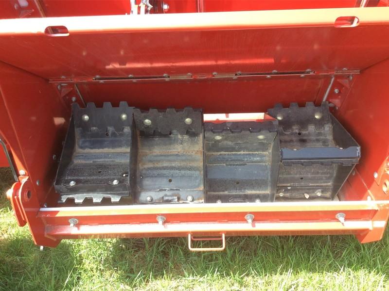 2014 Massey Ferguson VB3734 Manure Spreader