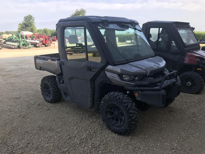 2017 Can Am Defender Xt Hd10 Cab Atvs And Utility Vehicle 18 900