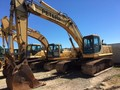 1999 Komatsu PC300 LC-6 Excavators and Mini Excavator