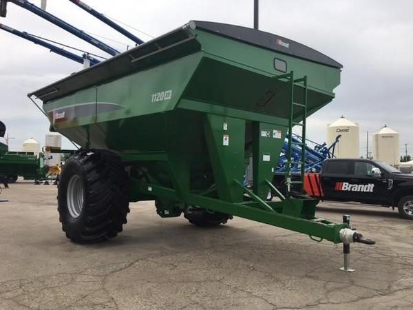 2018 Brandt 1120XR Grain Cart