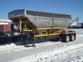 2004 KBH 25 Ton KBH Semi Tender Grain Trailer