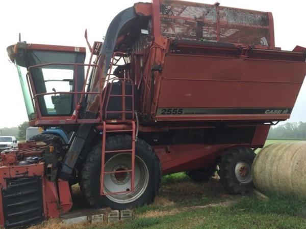 1998 Case IH 2555 Cotton