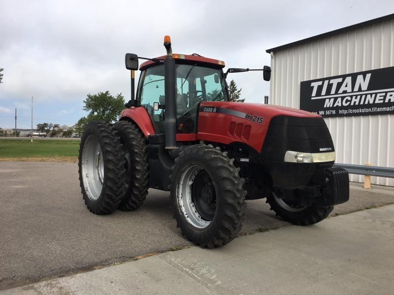 2006 Case IH MX215 Tractor