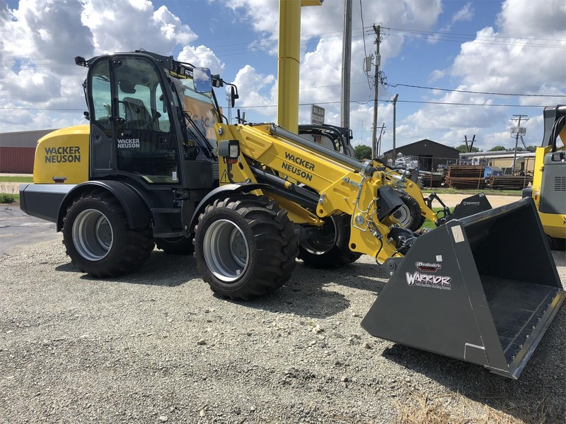 2018 Wacker Neuson WL60T Wheel Loader
