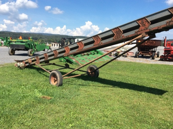Little Giant 123 Augers and Conveyor