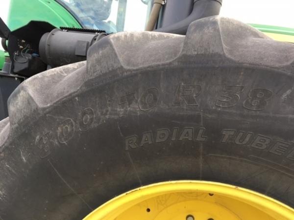 2012 John Deere 9560R Tractor