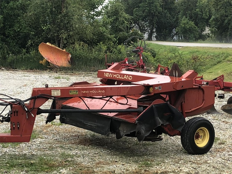 1990 New Holland 411 Mower Conditioner