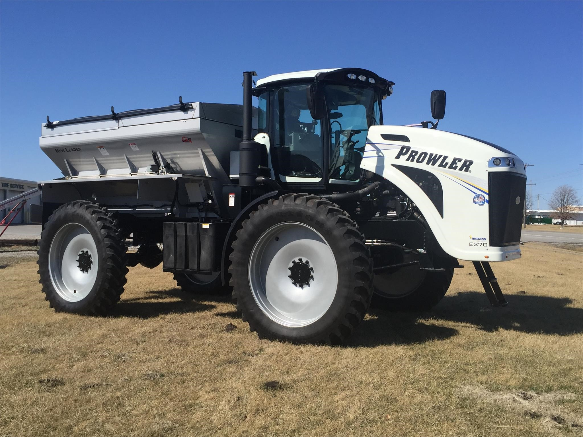 2017 GVM PROWLER E370 Self-Propelled Sprayer