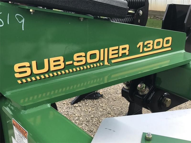 2018 Great Plains Sub-Soiler 1300 Vertical Tillage