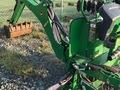 2018 John Deere 485A Backhoe and Excavator Attachment