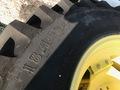 2017 John Deere SET OF 2 Wheels / Tires / Track