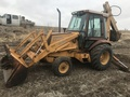 Case 580K Backhoe
