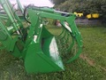 2012 John Deere Bucket Loader and Skid Steer Attachment