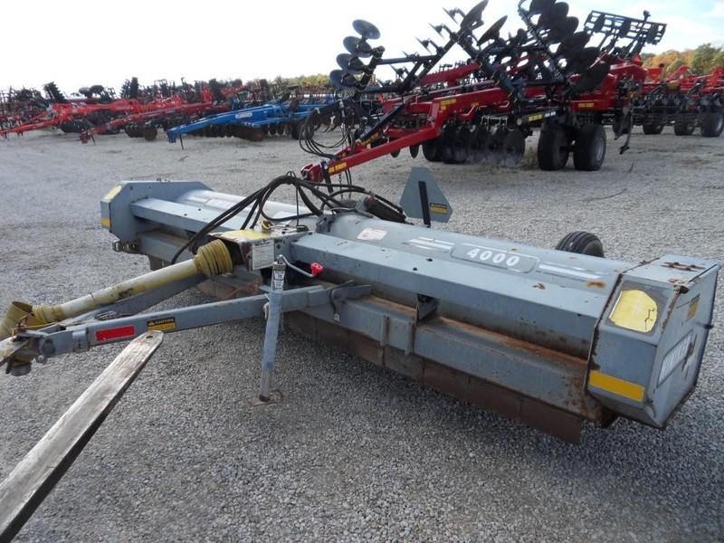 Hiniker 4000 Flail Choppers / Stalk Chopper