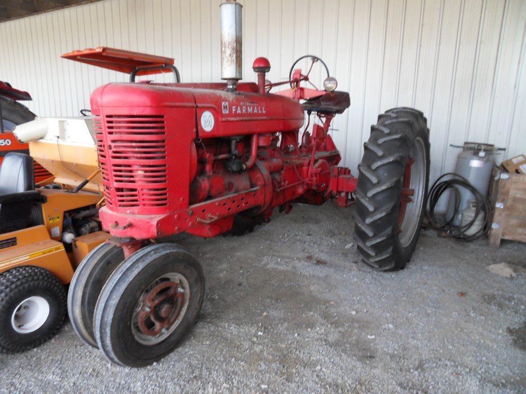 1947 Farmall M Tractor