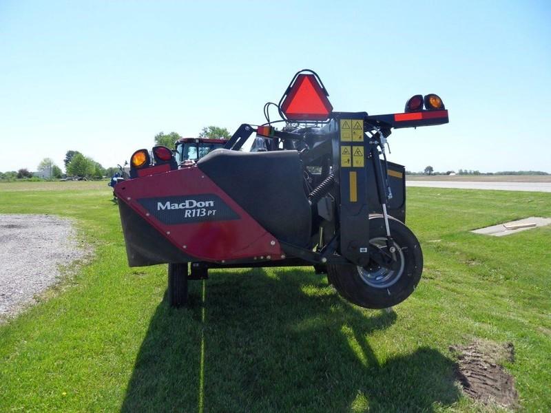 MacDon R113 Mower Conditioner