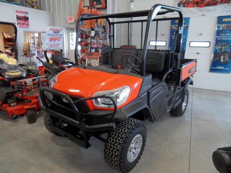 Kubota RTVX1120DW ATVs and Utility Vehicle