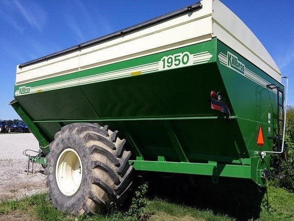 2008 Killbros 1950 Grain Cart