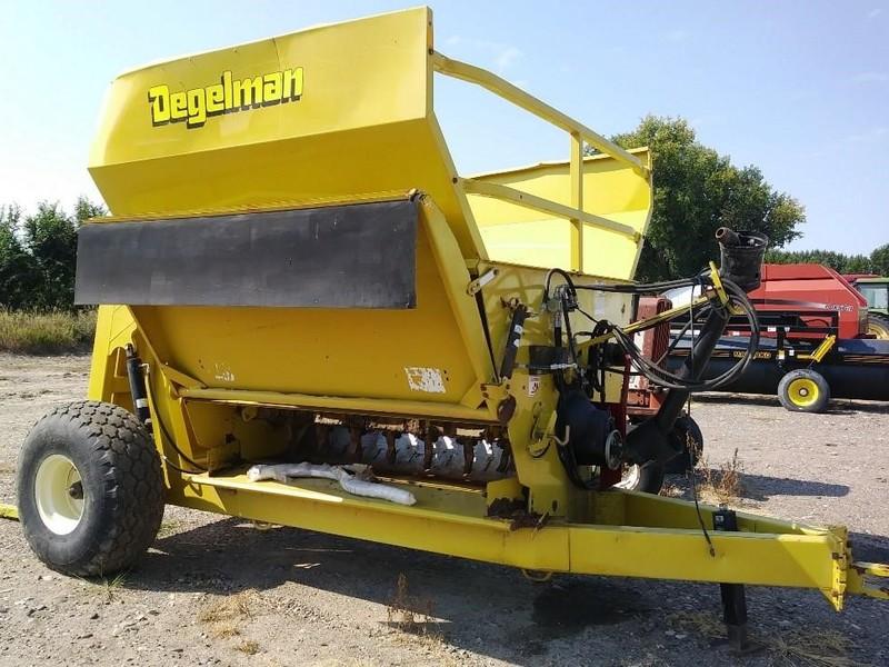 Degelman 3100HD Bale Processor