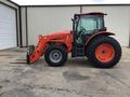 2012 Kubota M110GX Tractor