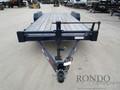 2014 Eagle 7X20FTA70-14000 Flatbed Trailer