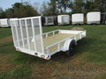2018 Rice RSP7612 Flatbed Trailer