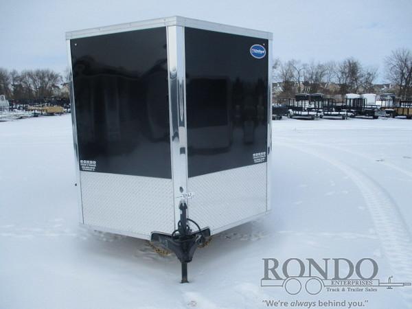 2018 United XLMTV-716TA35-8.5-T Box Trailer
