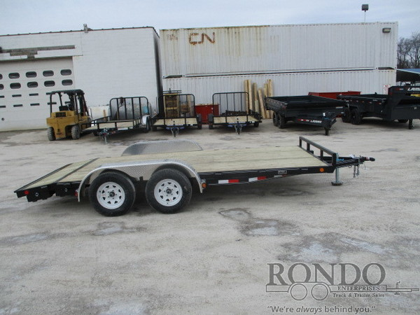 2018 PJ C421632CS2K Flatbed Trailer