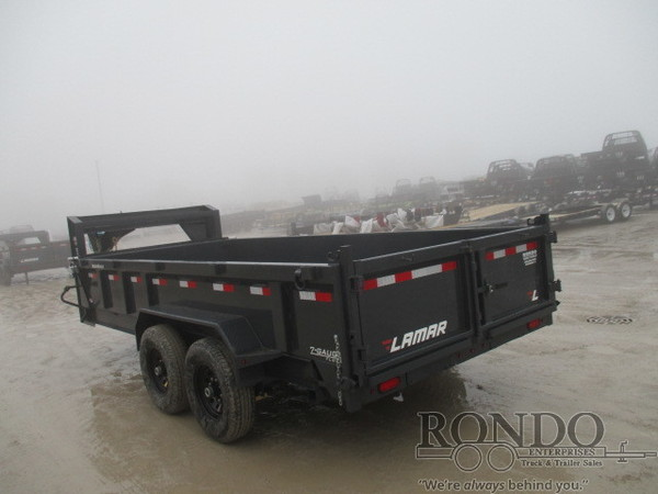 2018 Lamar DL831627.2 Dump Trailer