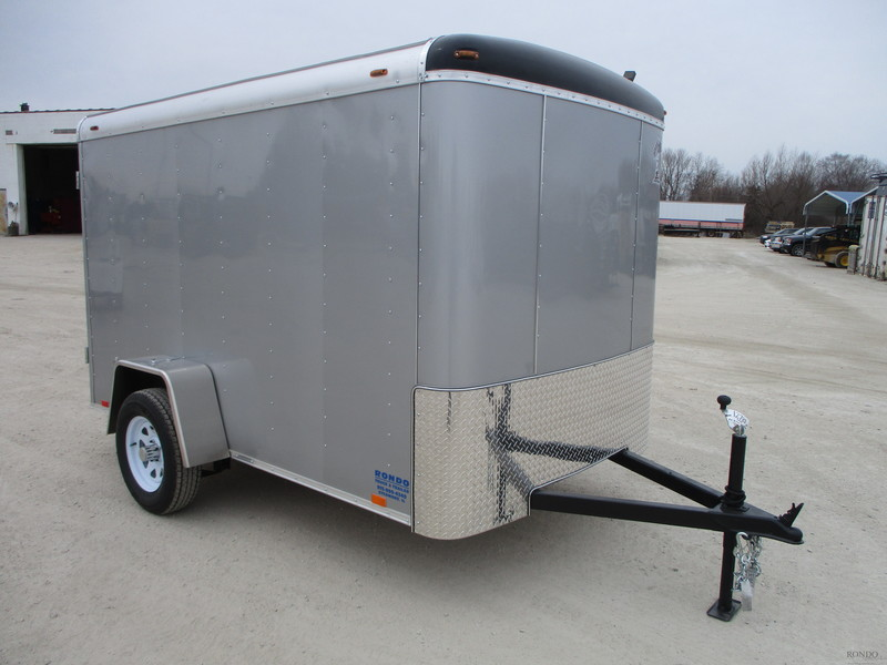 2018 Atlas AU610SA Box Trailer