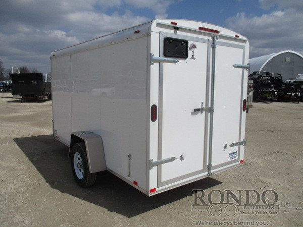 2018 Atlas AU612SA Box Trailer