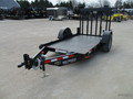 2018 Eagle 5X10LSA52-5200 Flatbed Trailer
