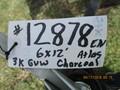 2018 Atlas AU612SA-R Box Trailer