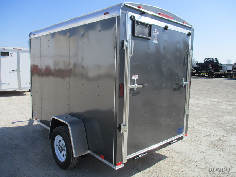 2018 Atlas AU610SA-R Box Trailer