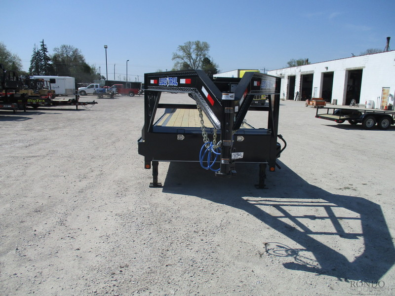 2018 LOAD TRAIL GC0240073 Flatbed Trailer