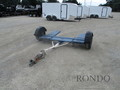 2009 Master Tow Tow Dolly Flatbed Trailer