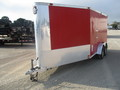2001 Luxe Lite Cargo Box Trailer