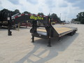 2019 Big Tex 25GN-25BK+5MR Flatbed Trailer