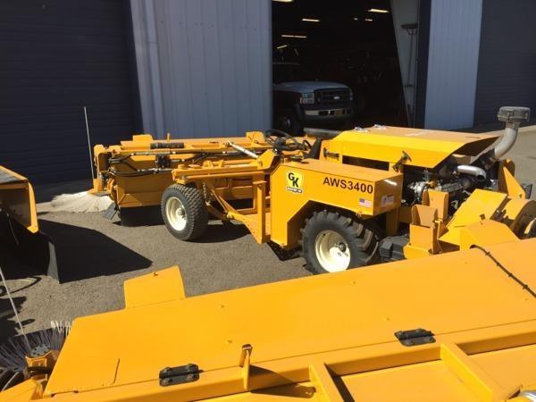 2018 GK Machine AWS3400 Rotary Cutter