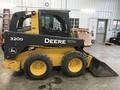 2011 Deere 320D Skid Steer