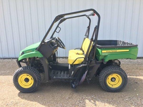 2016 John Deere Gator XUV 590i ATVs and Utility Vehicle