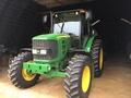 2012 John Deere 6115D Tractor