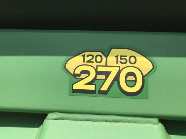 2003 John Deere 730 Air Seeder