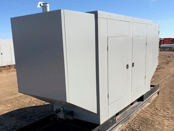 2014 SRC Power Systems Inc 125 KW Generator
