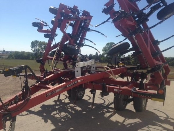 Case IH NTX5310 Toolbar