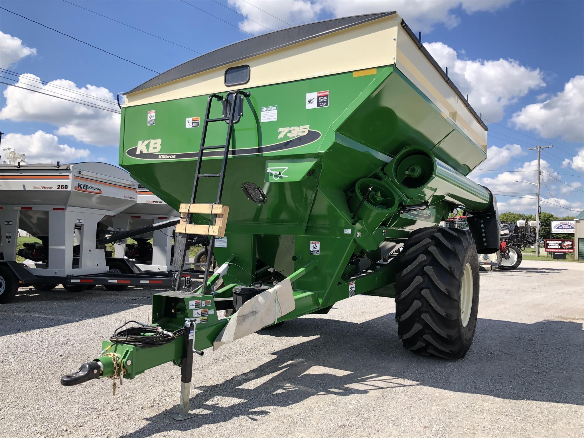Killbros 735 Grain Cart