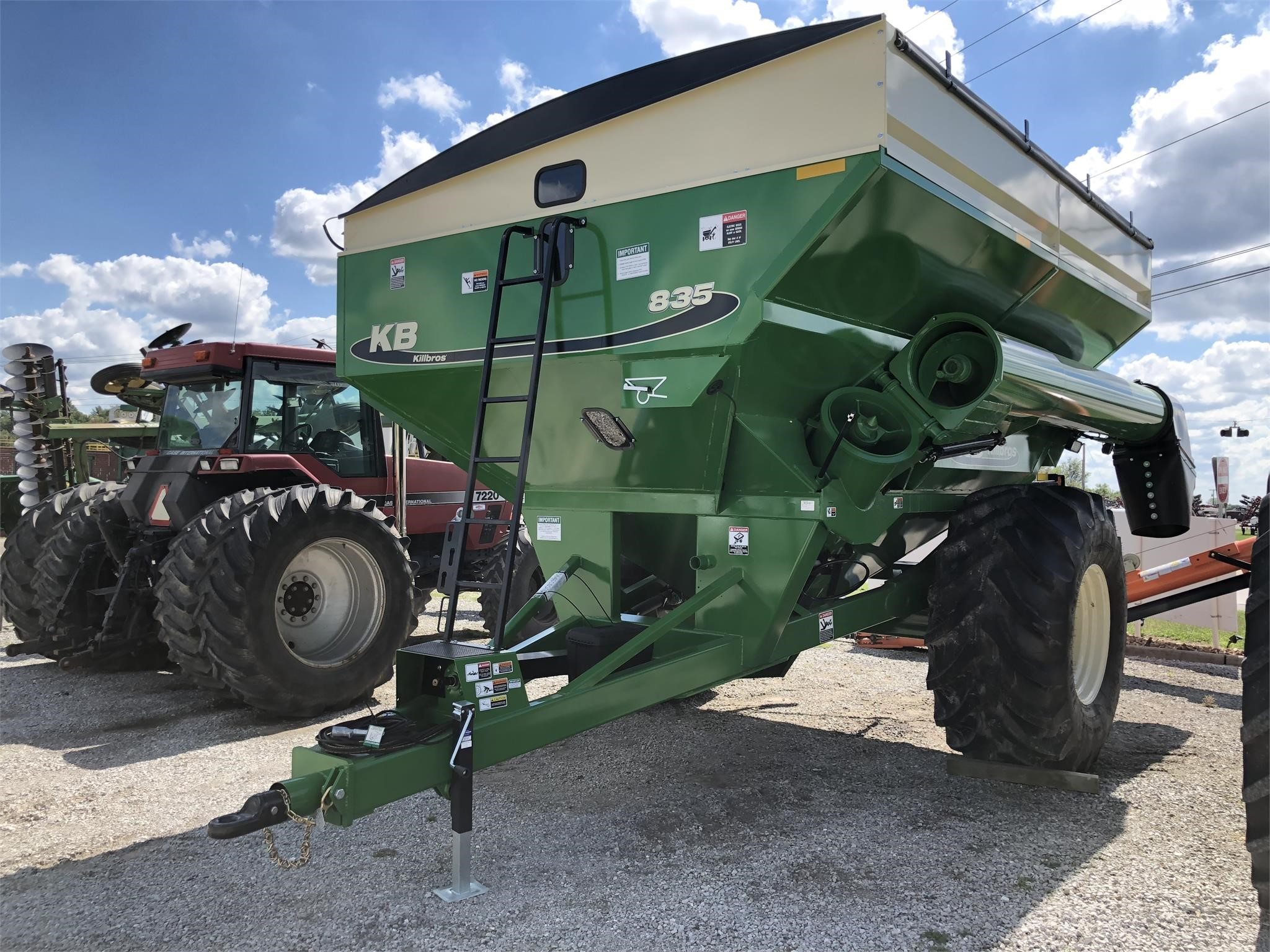 Killbros 835 Grain Cart