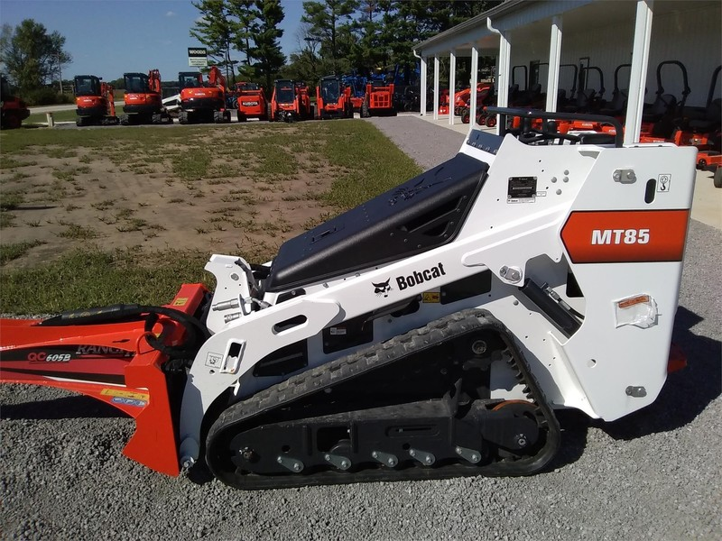 Used Bobcat MT85 Skid Steers for Sale | Machinery Pete