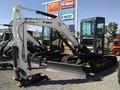 Bobcat E50 Excavators and Mini Excavator